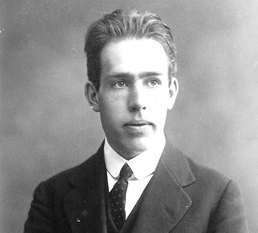 Niels Bohr, Danish physicist [1885-1962]