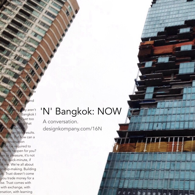 Click to learn more about 'N' Bangkok >