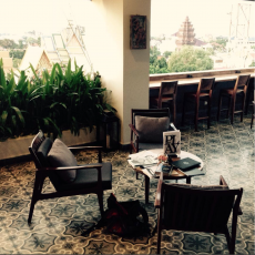 Rooftop Philosophy in Phnom Penh