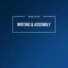 Writing-and-Assembly